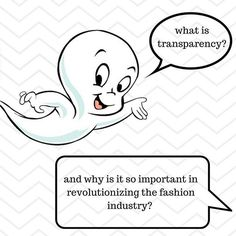 What is true transparency? And why is it critical in revolutionizing the fashion industry? Read this weeks blog post to learn more. Link in our bio.  👻👻👻  #fashionrevolution #revolution #transparency #ethicalfashion #sustainablefashion #donegood #30wears #30wearschallenge #organiccotton #fashionindustry #imadeyourclothes #whomademyclothes #casper #shopvirtueandvice