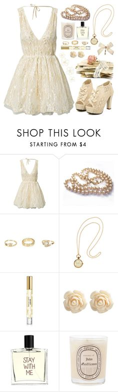 """We don't have to talk. We don't have to dance. We don't have to smile. We don't have to make friends."" by indie-by-heart ❤ liked on Polyvore featuring Rut&Circle, River Island, H&M, Marc Jacobs, Wet Seal, Liaison De Parfum and Diptyque"