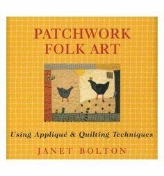 folk art patchwork - Google Search