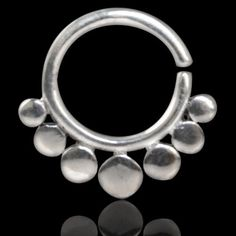 Septum Piercing Orientale da Setto Nasale in Argento Septum Ring Indian Ornamental Silver 10 Micromutazioni http://www.amazon.it/dp/B00UGK1XYG/ref=cm_sw_r_pi_dp_U0-evb1982E87