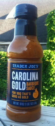 how to make carolina gold bbq sauce
