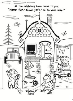 roadside attractions coloring book: weird and wacky landmarks from across the usa dover