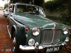1963 ROVER P4 P4 110