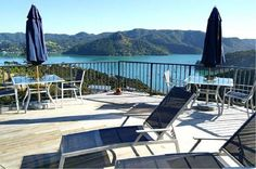 Northland accommodation provides you a perfect base to explore sub-tropical Northland. Much of Northland's extensive coastline remains unspoilt. Harbor View, Hotel Reviews, Outdoor Furniture, Outdoor Decor, Sun Lounger, New Zealand, Trip Advisor, Deck, Island