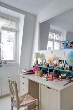Unordnung erlaubt: Im Kinderzimmer muss nicht alles ordentlich auf seinem Platz sein.