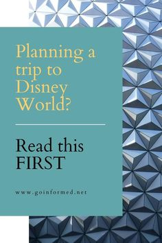 Start planning your Disney World vacation today with these essential  tips. Find out where to stay; how to plan your park day; how to stay  safe, sane, and beat the crowds; and what to expect when you get there.  Tips from Go Informed to help you visit Disney World like a pro. Orlando Theme Parks, Disney World Theme Parks, Walt Disney World Vacations, Best Vacations, Disney Cruise Tips, Cruise Port, Disney Planning, Disney World Tips And Tricks, Universal Orlando
