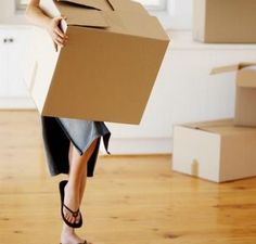 Vai mudar ?! Contrate uma Personal Organizer para organizar sua nova casa. Tudo tem seu devido espaço ;)