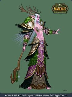 WoW Nightelf Druid