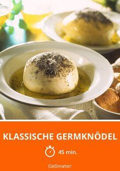 Klassische Germknödel - smarter - Zeit: 45 Min.   eatsmarter.de