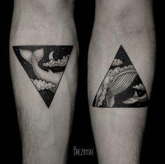 Dot work tattoos by Ilya Brezinski  Tumblr