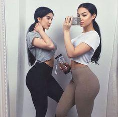 Fitness girls on instagram