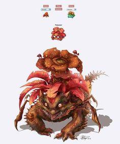 Sin lugar a dudas, desde que el sitio Pokémon Fusion abrió sus puertas la imaginación de muchas personas conoció nuevos límites. La posibilidad de aleatoriamente combinar un Pokémon con otro y conseguir resultados extremadamente extraños, tanto buenos como malos, ha puesto a disposición de muchos jóvenes ilust