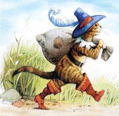 Motanul incaltat | e-povesti.ro Grimm, Tigger, Illustrators, Fairy Tales, Disney Characters, Fictional Characters, Animals, Children, Boots