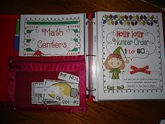 Use a binder pouch for center organization.  Genius:)! Inquiry Based Learning, Early Learning, Teaching Math, Teaching Ideas, Maths, Teacher Organization, Teacher Tools, Organized Teacher, Teacher Stuff