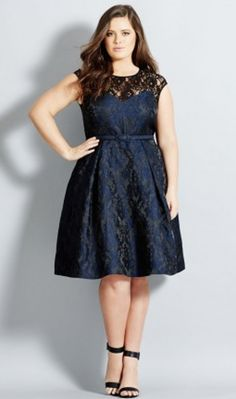 33 Plus Size Wedding Guest Dresses for Curvy Ladies Attending Autumnal Nuptials This Fall