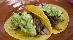 Made some Pomegranate Short Rib Tacos on @todayshow! Missed us, here's the clip...