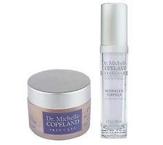 Dr. Michelle Copeland Rewind Eye Formula & Emerge Facelift Duo
