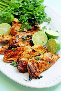 Grilled Tequila Lime