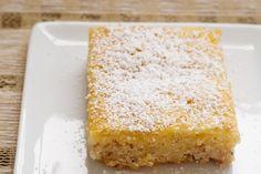 Orange Bars | Bake or Break