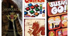 A game designer suggests favorite picks for the holidays.