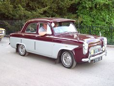 1960 Ford Prefect 107E Maintenance/restoration of old/vintage vehicles: the material for new cogs/casters/gears/pads could be cast polyamide which I (Cast polyamide) can produce. My contact: tatjana.alic@windowslive.com