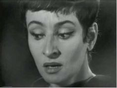 Nantes - Barbara, a very sad song about her father and her - a classic French song that no one else can sing as well