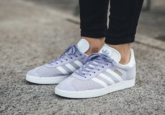 The classic adidas Gazelle gets a modification perfect for the hot summer months ahead, featuring a new mesh construction. In sizing for both men and women, the new light and airy Gazelle is built with a predominantly mesh-paneled upper with … Continue reading →