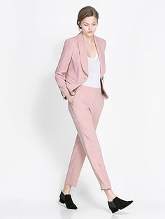 AW13 fashion trend - pink :: love these pink co-ords
