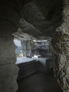 vivir en una mini cueva
