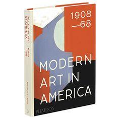 Modern art in America 1908-68 / William C. Agee | Phaidon | 2016.    La importancia de los artistas norteamericanos de la historia del arte moderno es bien conocida y bien documentada, de Jackson Pollock a Mark Rothko y Andy Warhol. Sin embargo, el trabajo de estos artistas no apareció espontáneamente después de la Segunda Guerra Mundial, ni fue simplemente trasplantado de Europa.