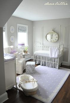 I could spend the whole day in tis beautiful little girls room.its got so much to see but not in a cluttered way.love loving it.