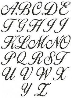 Cursive Alphabet A To Z A z cursive lettering for Alphabet A, Style Alphabet, Cursive Fonts Alphabet, Tattoo Lettering Fonts, Letters In Cursive, Fancy Writing Alphabet, Alphabet Letters Design, Cursive Script, Lettering Styles Alphabet