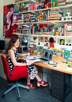 Swedish designer Ingela Arrhenius