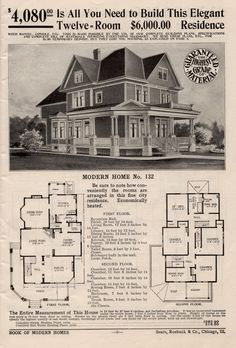 Everyone Loves a Story: Learn Your House's History (and See Old Pictures of Mine)