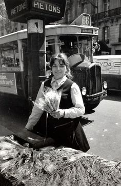 Paris 1969 by Robert Doisneau