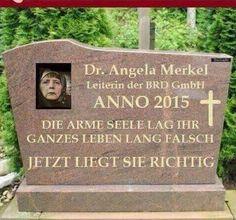 Die schockierende Wahrheit über Angela Merkel - GALAXIENGESUNDHEITSRAT