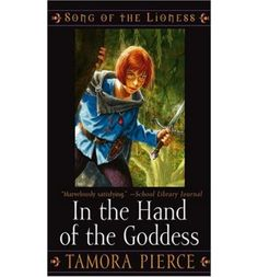 In the Hand of the Goddess (Paperback) bk2