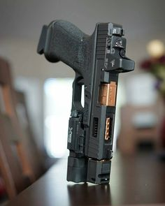 Want to load your magazines faster and easier without wearing out your thumbs? RAE Industries is your HERO! Get yours now and experience loading magazines without pain. Weapons Guns, Guns And Ammo, Custom Guns, Concept Weapons, Military Guns, Tactical Gear, Tactical Survival, Cool Guns, Firearms