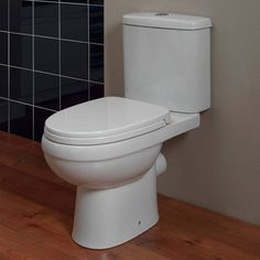 Energy Close Coupled Toilet inc Seat