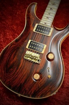 Stunning PRS Private Stock