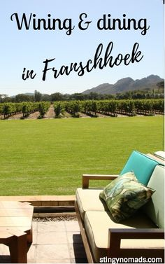 Amazing things to do in Franschhoek - a detailed guide to the best activities in the Valley for food and wine lovers, romantic couples and adrenalin junkies Stuff To Do, Things To Do, Hiking Routes, Wine Education, In Vino Veritas, Travel Organization, Beautiful Places To Visit, Amazing Places, Africa Travel