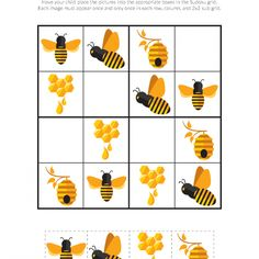 Bee Sudoku Puzzles_Page_4