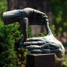 Krzysztof Kieslowski's Tombstone (Warsaw, Powazki Cemetery) He still is my favorite movie director...