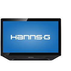 "Hannspree Touchscreen 23"" Widescreen Full HD LED Monitor (HT231HPBU Black)"