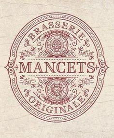 Mancets | via RedBird Paperie