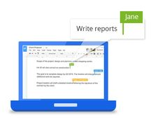 What can you do with Google Docs