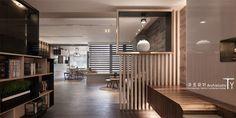 House Kao -隱居在台北大安區的居適空間