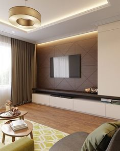 Amazning look for Modern TV Unit Interior Design Tv Unit Interior Design, Interior Design Website, Modern Tv Units, Modern Kitchen Interiors, Plan Design, Interior Design Living Room, Cher, House, Bathroom