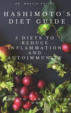 Hashimoto's Diet Guide Ebook cover
