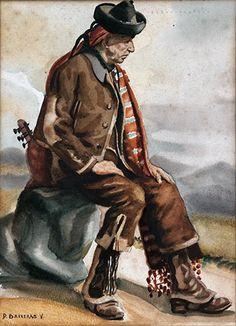 """JUAN CABALLERO """" EL LERO"""" Nació en Estepa(Sevilla) el 26/8/1804. Al año de casado, se convierte en el jefe de una cuadrilla de salteadores. Junto con El Tempranillo, es famoso en toda Sierra Morena. Cuando en 1833 muere su amigo El Tempranillo, decide realizar su deseo de vivir en paz en Estepa, beneficiándose del indulto de Fernando VII y se convirtió en un pacífico estepeño más. Murio el 30/3/1895(martes Santo) El era muy superticioso y siembre dijo que moriría este día de la semana. Murió…"""